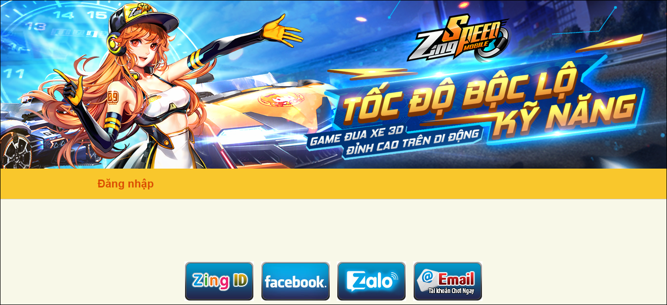Tặng 666 giftcode ZingSpeed Mobile VNG 0