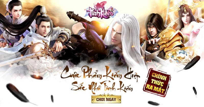 Funtap phải trả tới 1 triệu đô để đưa cực phẩm kiếm hiệp Tình Kiếm 3D Mobile về Việt Nam 0
