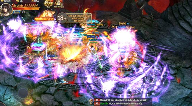 Game nhập vai đa nền tảng Phong Vân H5 tặng game thủ 1000 giftcode giá trị nhân dịp ra mắt