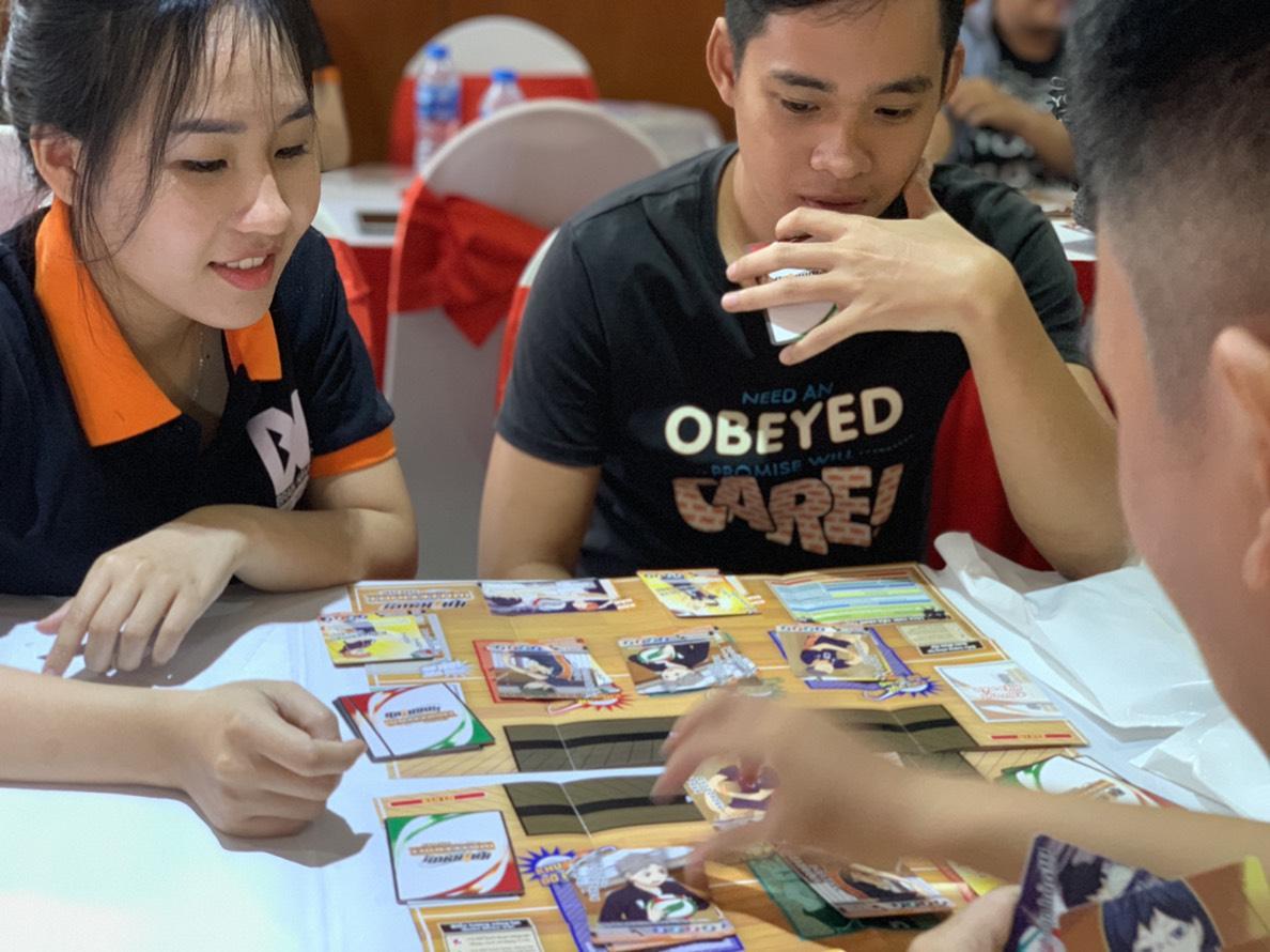 Haikyu!! Volleyball Card Game - Card game chiến thuật hàng đầu Nhật Bản đã về tới Việt Nam 3
