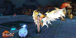 Thiên Long Kiếm Gamota cập nhật phiên bản mới và tặng quà cho game thủ nhân dịp Noel