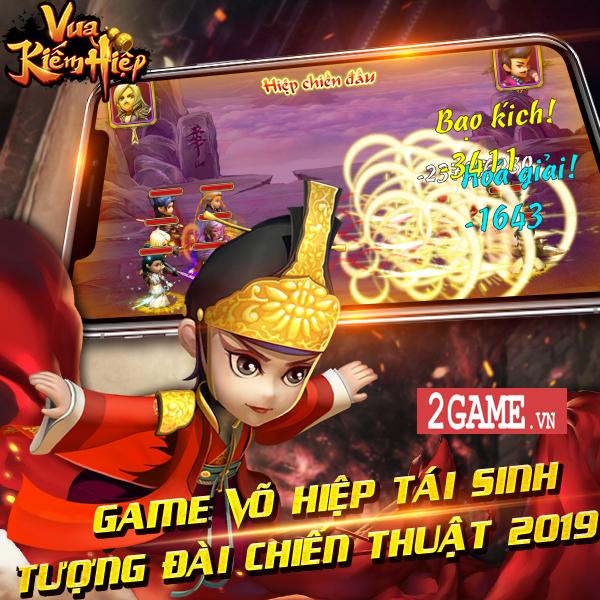 Vua Kiếm Hiệp - Tân Chưởng Môn: Tựa game đấu thẻ tướng ra đời cùng thời Summoners War, Boom Beach về Việt Nam 2