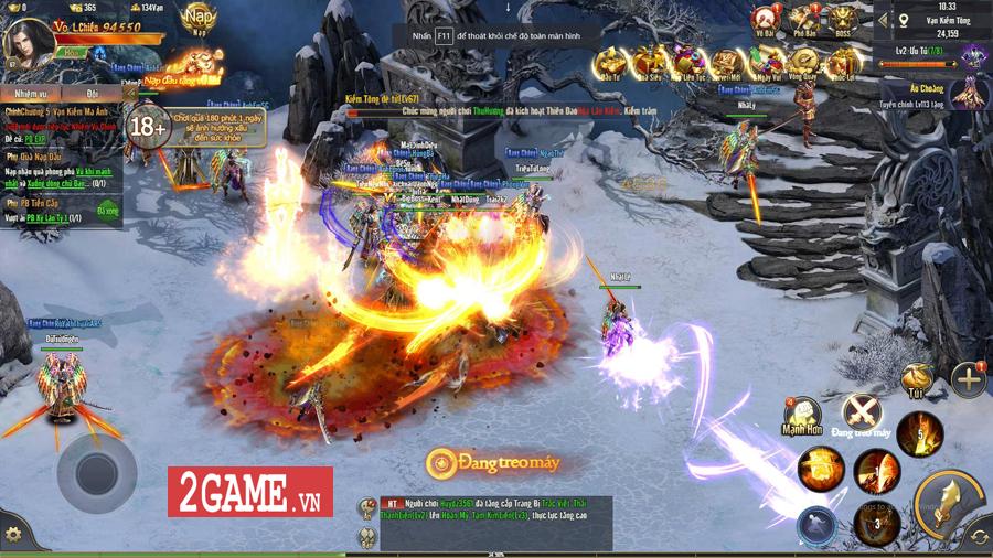 13 game online đã và sắp đến tay game thủ Việt trong giai đoạn cận cuối năm 2018 6