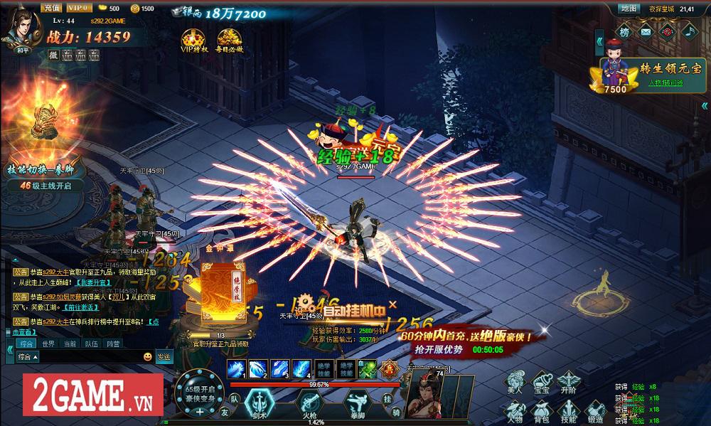 16 game online mới toanh cập bến làng game Việt đầu năm 2019 6