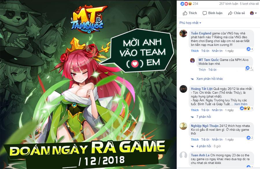 MT Tam Quốc - DotA Truyền Kỳ 2 công bố ngày ra game trước sự ngóng đợi của nhiều người 3