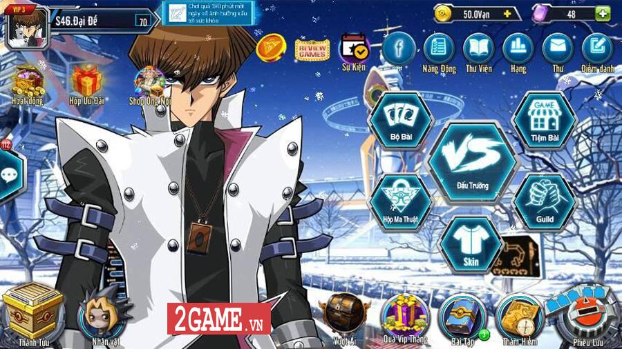 Yugi H5 chính là tựa game đa nền tảng thành công bậc nhất ở Việt Nam 0
