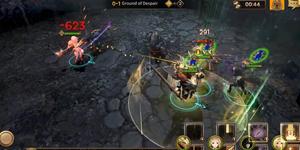 Crystal Hearts – Game nhập vai thẻ tướng Hàn Quốc chính thức ra mắt bản tiếng Anh