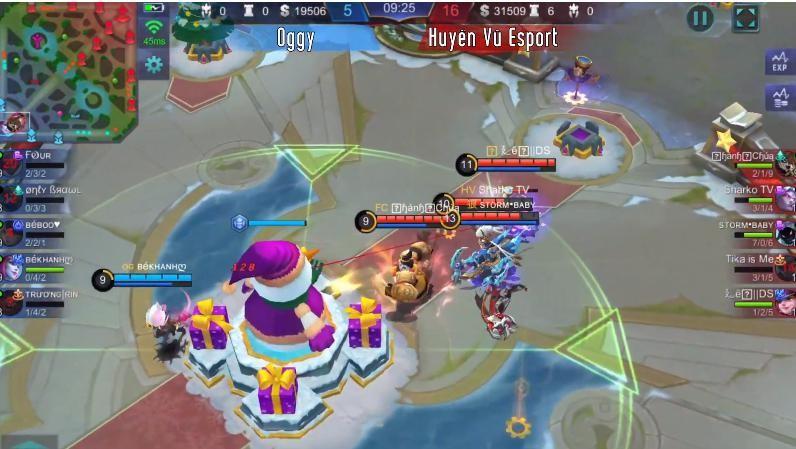 Mobile Legends: Bang Bang VNG - Huyền Vũ Esport vô địch giải đấu Vòng loại Online 2 2