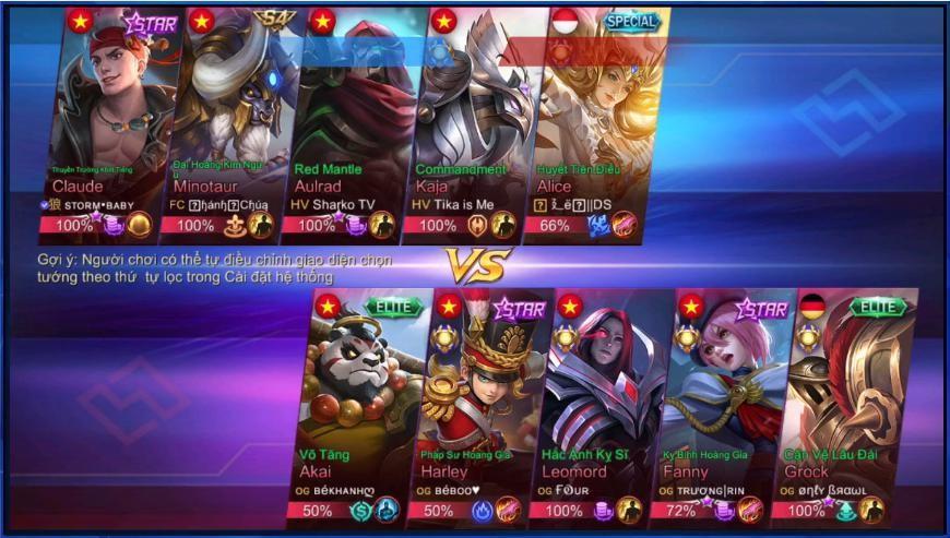 Mobile Legends: Bang Bang VNG - Huyền Vũ Esport vô địch giải đấu Vòng loại Online 2 3