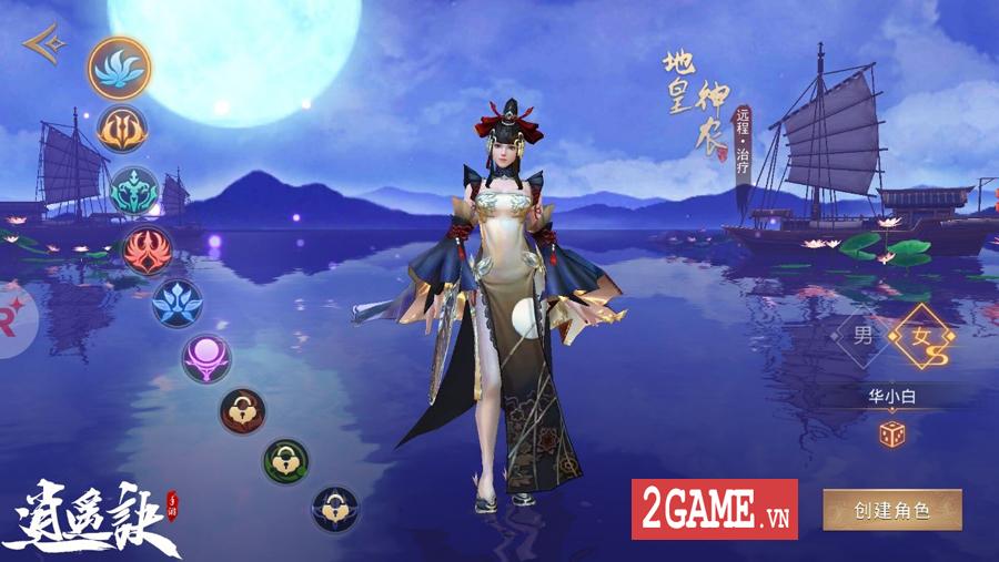 Cửu Kiếm 3D - Siêu phẩm game kiếm hiệp 9 phái của SohaGame lộ diện 0