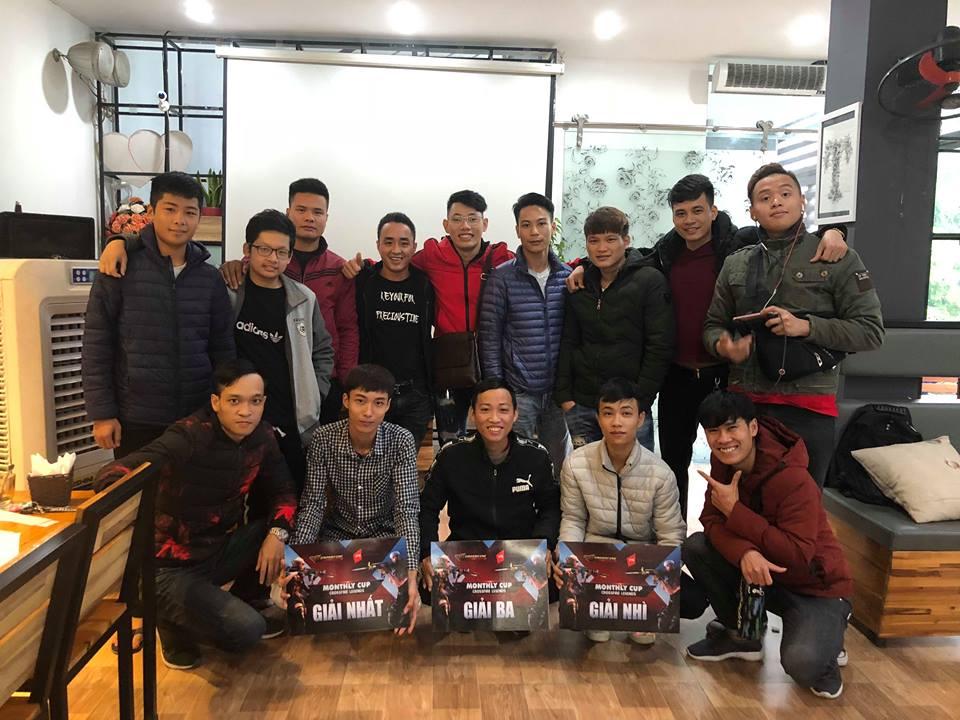 Crossfire Legends Monthly Cup được đồng loạt tổ chức trên 7 tỉnh thành cuối tuần qua 7