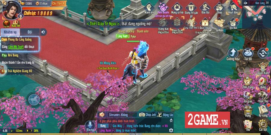 Tình Kiếm 3D Mobile và những lý do thú vị khiến fan game kiếm hiệp tình duyên nên vào trải nghiệm! 6