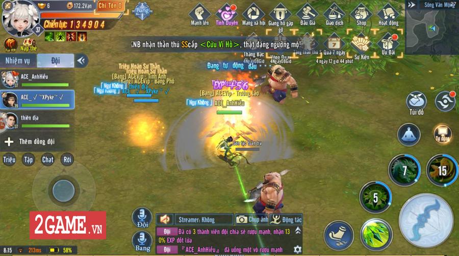 Tình Kiếm 3D Mobile và những lý do thú vị khiến fan game kiếm hiệp tình duyên nên vào trải nghiệm! 3