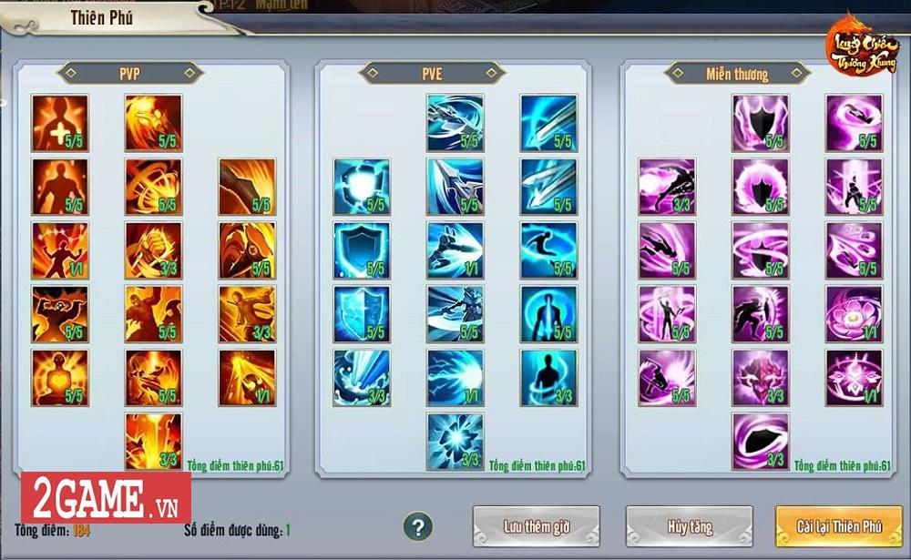 Long Chiến Thương Khung Mobile - game MMORPG 2D nhẹ nhàng, trong sáng cập bến Việt Nam 5