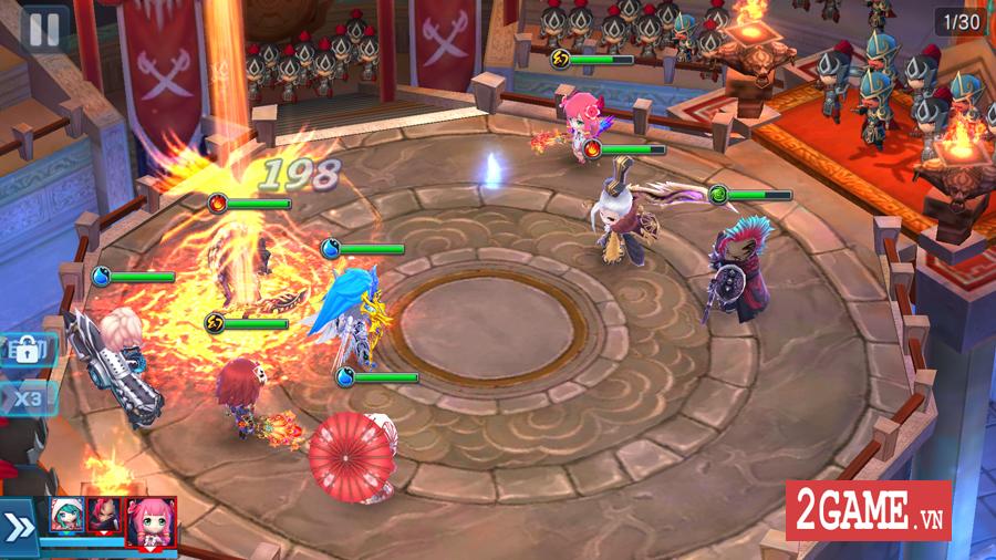 Thần Long 3Q Mobile - Thêm một game đấu thẻ tướng thú vị mới nữa của Funtap lộ diện 6