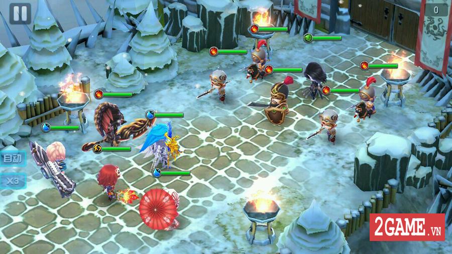 Thần Long 3Q Mobile - Thêm một game đấu thẻ tướng thú vị mới nữa của Funtap lộ diện 5