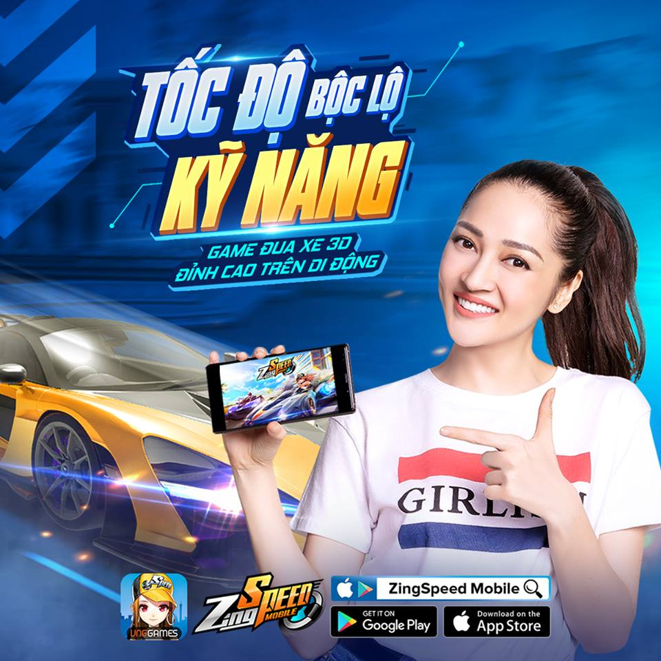 ZingSpeed Mobile: Nơi tốc độ bộc lộ kỹ năng của những tay đua siêu hạng 0