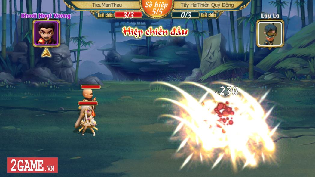 Funtap đổi tên dự án game thẻ tướng mới thành Vua Kiếm Hiệp - Tân Chưởng Môn 2