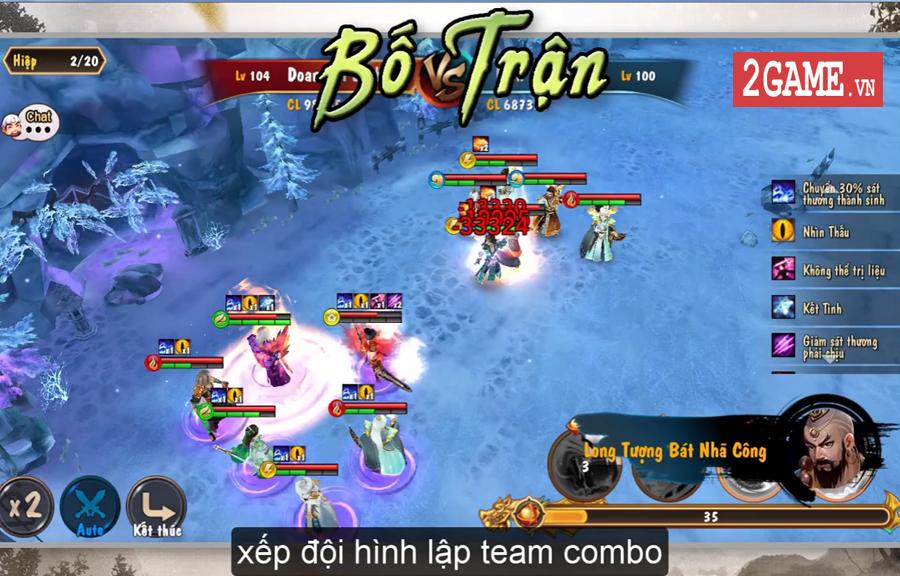 16 game online mới toanh cập bến làng game Việt đầu năm 2019 12