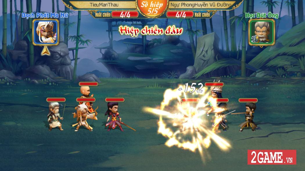 Funtap đổi tên dự án game thẻ tướng mới thành Vua Kiếm Hiệp - Tân Chưởng Môn 6