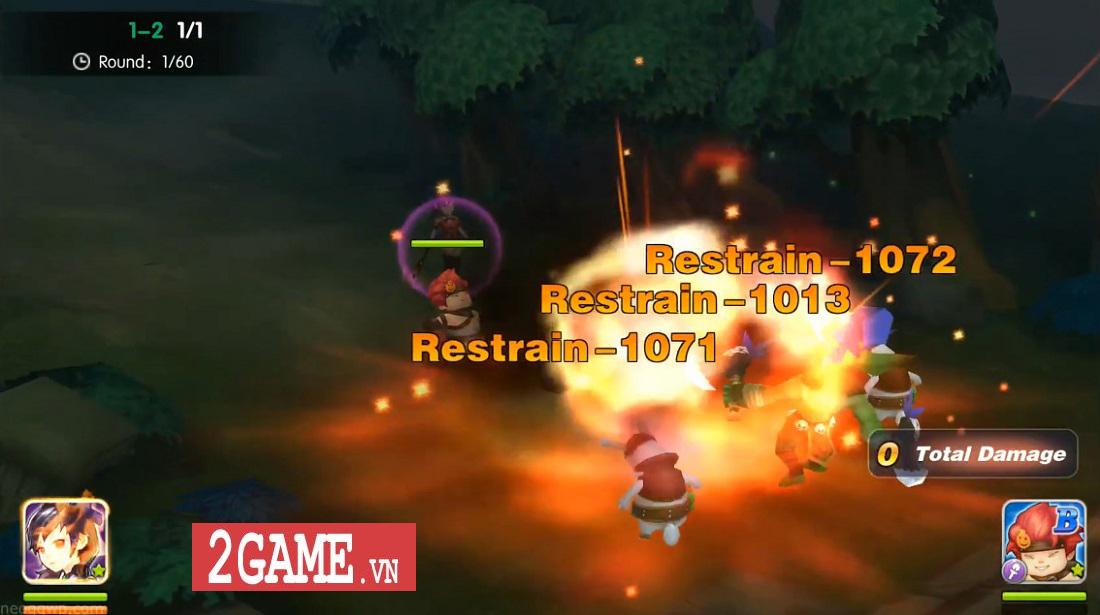 Elf Legend - Game nhập vai đánh theo lượt cho phép biến Rồng khi chiến đấu 5