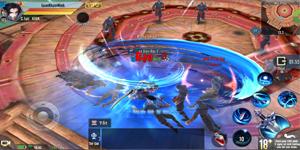Cảm nhận Cẩm Y Vệ Mobile: Sở hữu đồ họa đỉnh cao, lối chơi nhập vai kiếm hiệp đặc sắc