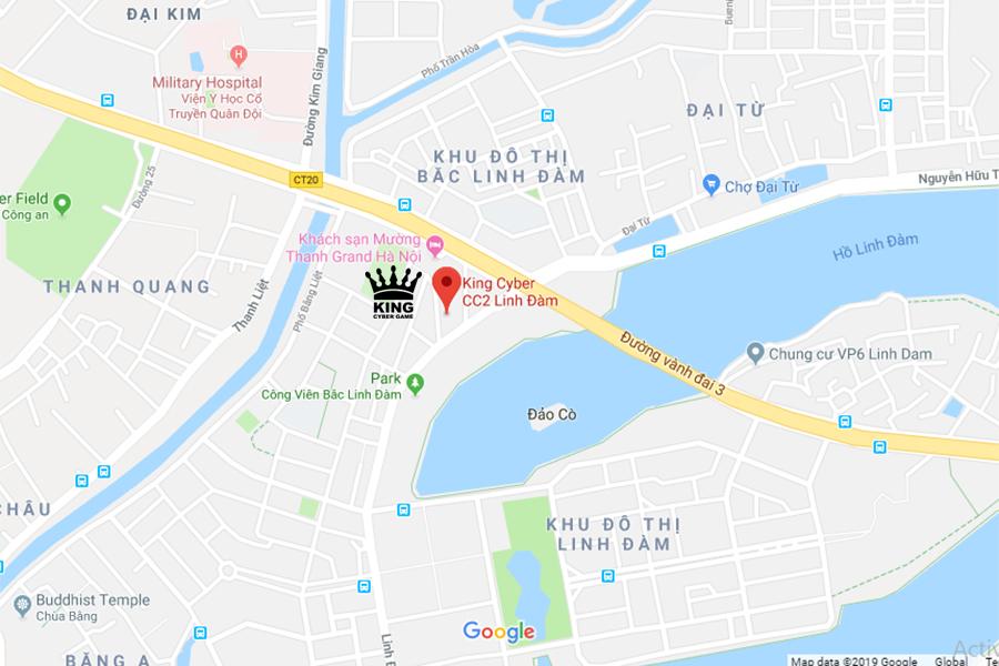 Phòng game KingCyber khủng nhất Hà Nội sẽ chính thức mở cửa vào Chủ Nhật này! 6