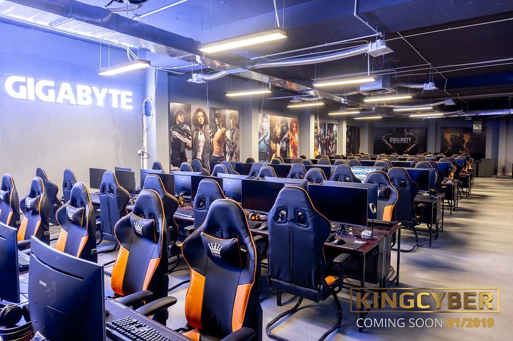 Phòng game KingCyber khủng nhất Hà Nội sẽ chính thức mở cửa vào Chủ Nhật này! 3