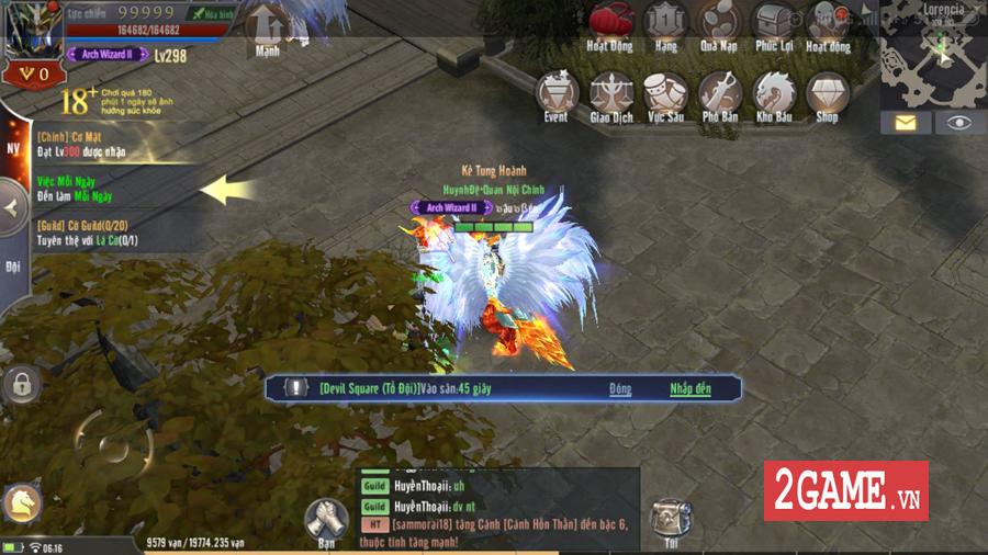 Người chơi MU Awaken VNG sắp được Voice Chat thoải mái rồi! 8