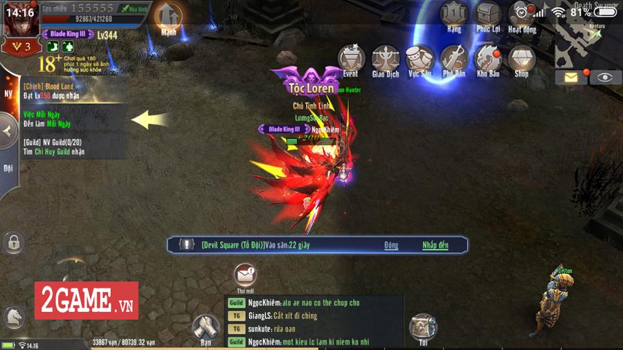Người chơi MU Awaken VNG sắp được Voice Chat thoải mái rồi! 1