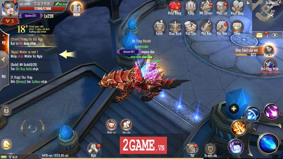 Người chơi MU Awaken VNG sắp được Voice Chat thoải mái rồi! 7