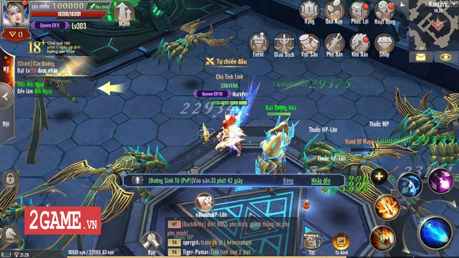 Người chơi MU Awaken VNG sắp được Voice Chat thoải mái rồi! 3