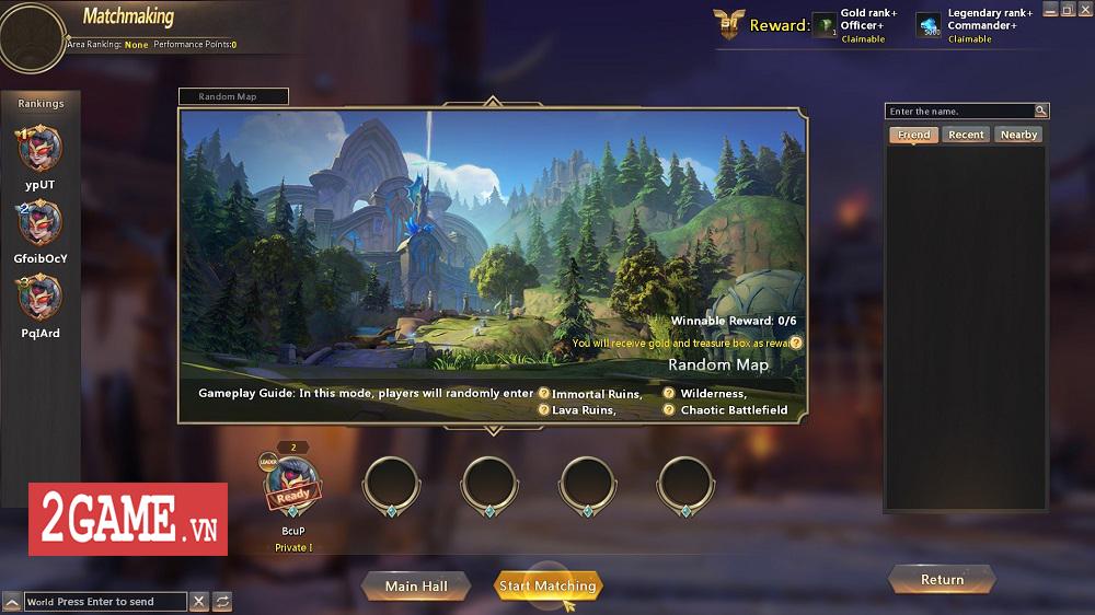 Endless Battle - Sự kết hợp độc đáo giữa lối chơi MOBA và dàn kĩ năng tùy biến của MMORPG 0