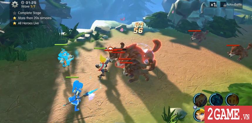 Sins Raid - Game nhập vai chiến thuật với cơ chế điều khiển vô cùng sáng tạo 5
