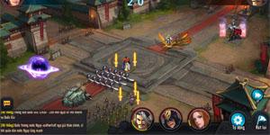 Công Thành Xưng Đế Mobile và những tùy biến đầy ngẫu hứng trong lối chơi đậm tính chiến thuật