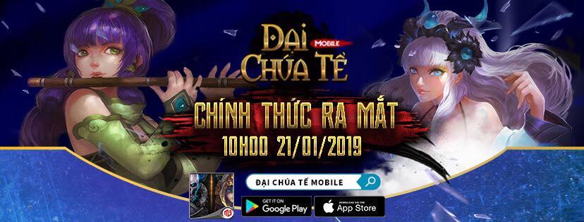 Đại Chúa Tể Mobile đập tan cơn khát game nhập vai đấu thẻ tướng thế hệ mới tại Việt Nam 0