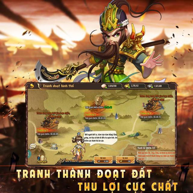 Rồng 3Q Mobile - Game xuyên không về thời kỳ chiến tranh Tam Quốc ấn định ngày ra mắt 4