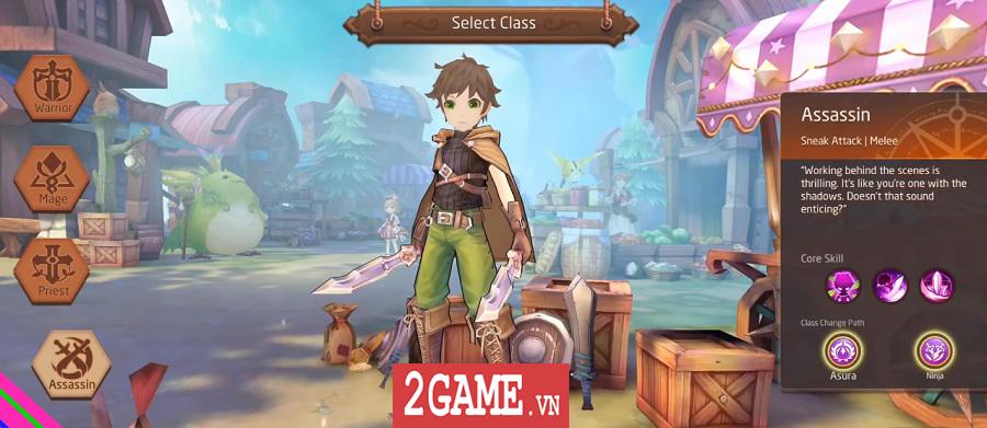 Siêu phẩm game nhập vai phong cách anime Laplace M ra mắt bản tiếng Anh 0