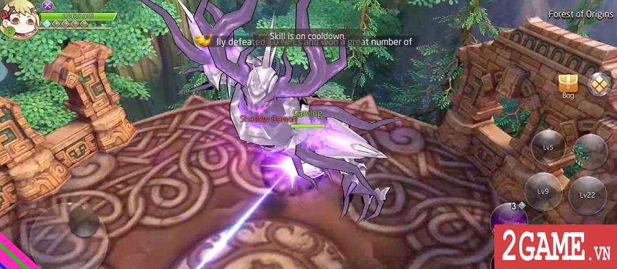 Siêu phẩm game nhập vai phong cách anime Laplace M ra mắt bản tiếng Anh 4