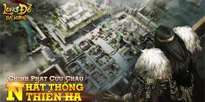 Game chiến thuật Long Đồ Bá Nghiệp Mobile ấn định ngày ra mắt tại Việt Nam