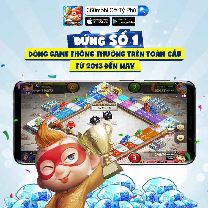 Điểm danh các tựa game hot của VNG sẽ có mặt tại đại hội 360mobi 5