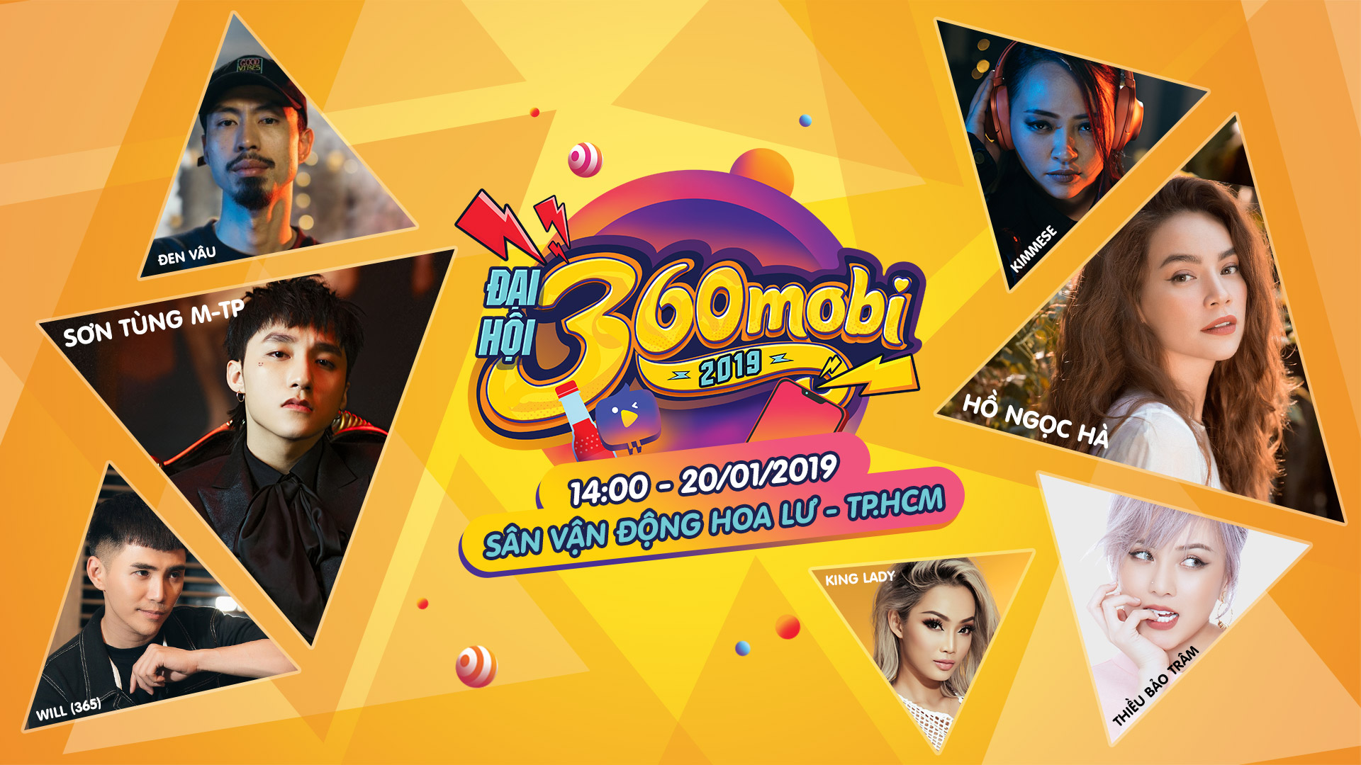Điểm danh các tựa game hot của VNG sẽ có mặt tại đại hội 360mobi 0