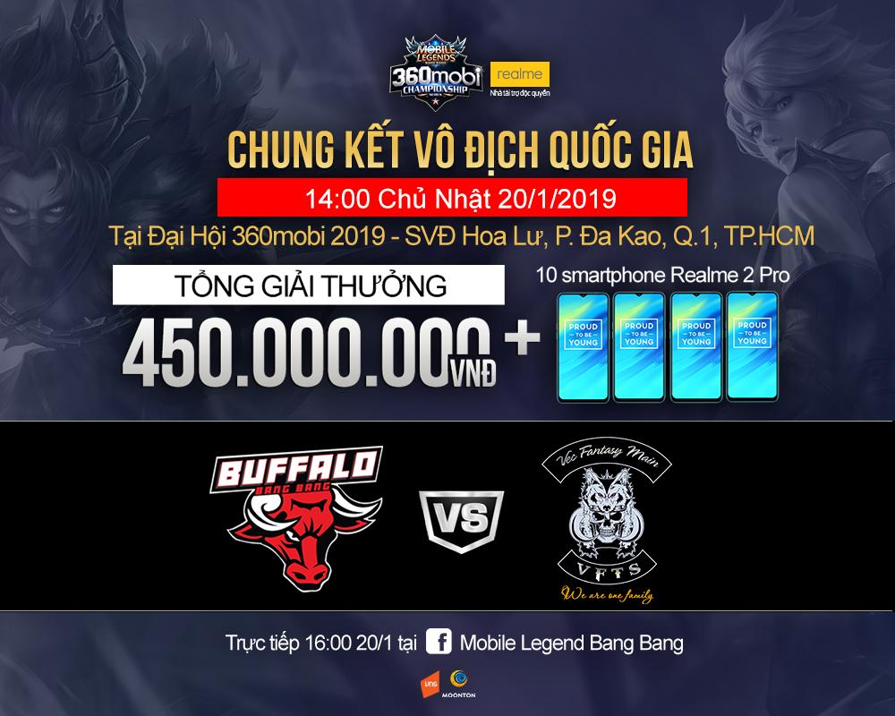 Điểm danh các tựa game hot của VNG sẽ có mặt tại đại hội 360mobi 2