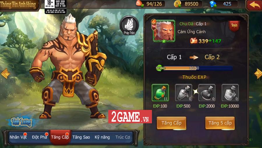 Đại Chúa Tể Mobile đập tan cơn khát game nhập vai đấu thẻ tướng thế hệ mới tại Việt Nam 7