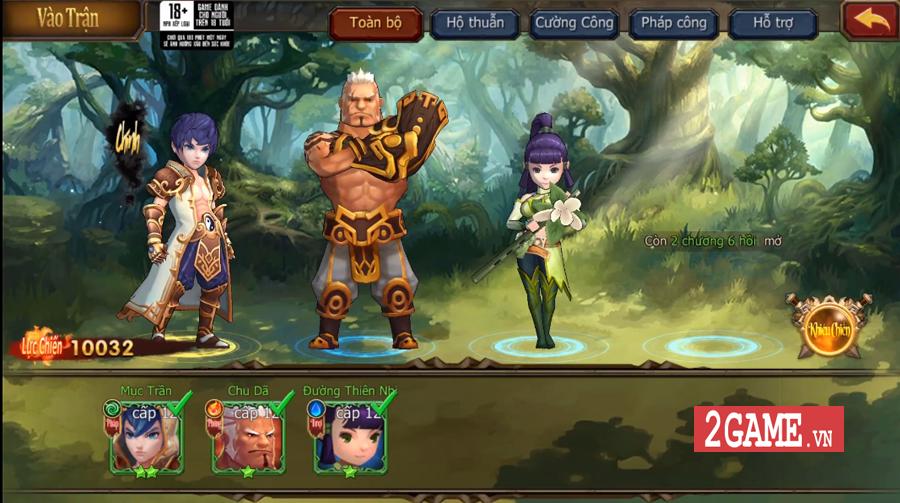 Đại Chúa Tể Mobile đập tan cơn khát game nhập vai đấu thẻ tướng thế hệ mới tại Việt Nam 5