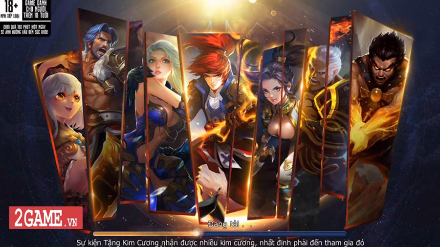 Đại Chúa Tể Mobile đập tan cơn khát game nhập vai đấu thẻ tướng thế hệ mới tại Việt Nam 10