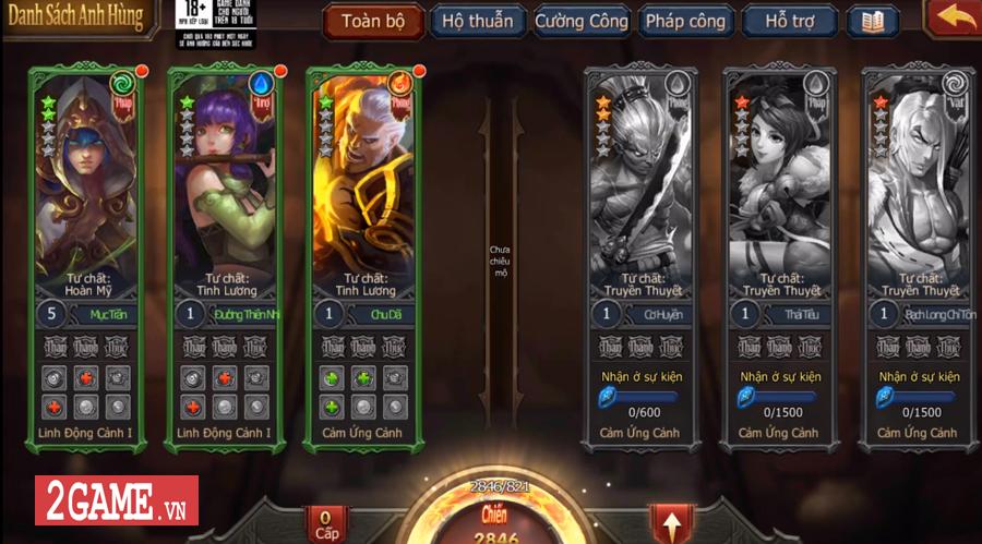 Đại Chúa Tể Mobile đập tan cơn khát game nhập vai đấu thẻ tướng thế hệ mới tại Việt Nam 6