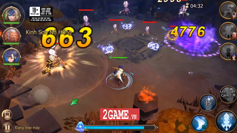 Những lý do bạn nên chơi Đại Chúa Tể Mobile - Tựa game nhập vai kết hợp thẻ tướng đầy thú vị 2
