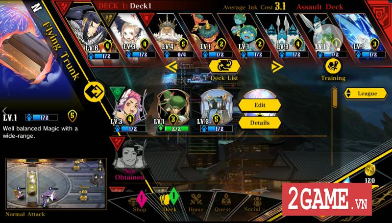 Revolve8 - Game đấu thẻ tướng với dàn nhân vật cổ tích được thiết kế theo phong cách hiện đại 4