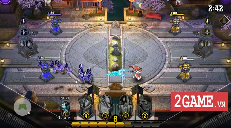 Revolve8 - Game đấu thẻ tướng với dàn nhân vật cổ tích được thiết kế theo phong cách hiện đại 8